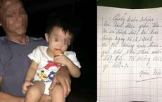 """Người mẹ bỏ rơi con trai ở cửa chùa, để lại bức thư: """"Tôi không vương vấn gì hết"""""""