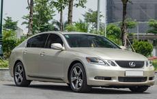 Qua thời đỉnh cao, Lexus GS 350 bán lại chỉ hơn 700 triệu đồng