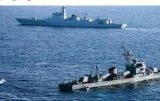 Báo chí Trung Đông tố tàu Trung Quốc quay lại EEZ của Việt Nam