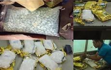 Giao dịch ma túy khủng tại cổng Bệnh viện Chợ Rẫy