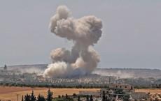 """Thổ Nhĩ Kỳ """"nổi điên"""" sau khi đoàn xe quân sự bị Syria không kích"""