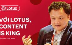 MXH Lotus có cơ chế chống lại tin giả riêng, hạn chế nội dung xấu, đặt mục tiêu 4 triệu người dùng