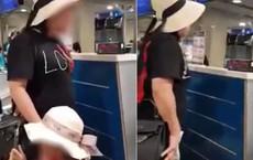 Xôn xao clip nữ hành khách xúc phạm nhân viên Vietnam Airlines: 'Một ngày tôi phải chạy 5 triệu Facebook cho con này ế chồng'
