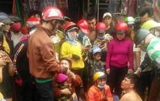 Đắk Nông: Gây tai nạn rồi vu vạ cho CSGT, hàng trăm người kéo đến hiện trường