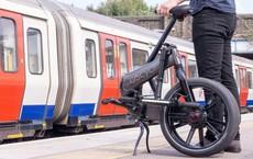 GoCycle GXi: xe đạp điện cao cấp thiết kế phong cách tương lai, gập lại trong 10 giây, giá ngang Honda SH