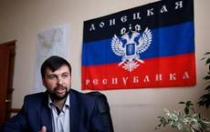 Cộng hòa Donetsk tự xưng muốn trở thành một phần của Nga