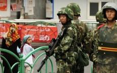 Sau Hồng Kông, Mỹ-Trung lại bùng phát căng thẳng về vấn đề Tân Cương