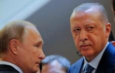 """""""Báo động đỏ"""" chiến dịch Thổ Nhĩ Kỳ ở Syria: Nga bên ngoài bình thản, bên trong lòng như """"lửa đốt""""?"""