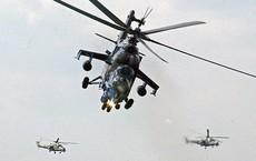 Nga điều dàn trực thăng đến Syria ngăn Thổ 'manh động'