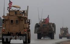 Quân Mỹ ở Syria rút sang miền Tây Iraq để tiếp tục truy quét IS
