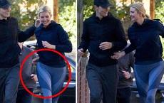 Ivanka Trump tự tin để mặt mộc chạy bộ với chồng nhưng bị chỉ trích vì một chi tiết phản cảm