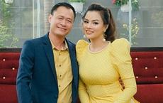 Vũ Thu Phương đáp trả tin đồn chồng là người trong hoàng gia Campuchia, có tài sản hàng trăm tỷ