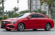 Mới chạy 2.600 km, chủ nhân Mercedes-Benz CLA 250 đã bán xe với giá 'rẻ hơn 600 triệu đồng'