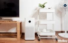 Đánh giá máy lọc không khí Xiaomi Air Purifier 3H: Hút gió khỏe, lọc bụi nhanh, giá tốt là điểm cộng lớn