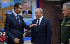 """Lý do bất ngờ khiến ông Trump có thể thực hiện """"chuyến thăm lịch sử"""" đến Syria gặp Tổng thống Assad"""