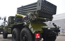 Lần đầu Pháo binh Việt Nam giới thiệu các loại hỏa lực cực mạnh trong biên chế: Gần trọn bộ