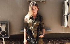 """Lực lượng phòng vệ Israel: Nữ quân nhân sẽ không thể vượt qua """"vùng cấm"""" này?"""