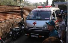 5 mẹ con thiệt mạng trong vụ cháy ngày 27 Tết