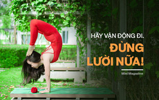 """Câu chuyện """"đời thay đổi khi ta thay đổi"""" của cô gái vàng Yoga VN: Bài học từ thủ tướng Ấn Độ"""