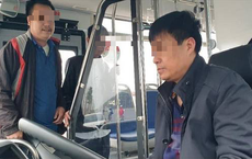 """Tài xế xe buýt Hà Nội bị phạt 17 triệu do """"uống rượu từ hôm trước, nghĩ qua đêm không sao"""""""