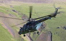 """""""Soi"""" biến thể trực thăng vũ trang chuyên dụng mới của đặc nhiệm Nga?"""