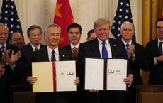 """Thỏa thuận giai đoạn 1 không """"cứu nổi"""" Mỹ, TQ trước cuộc thương chiến toàn diện thảm khốc"""