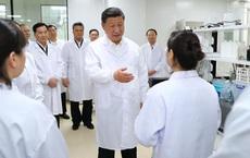 Dịch viêm phổi cấp - thuốc thử 'liều nặng' cho tham vọng của ông Tập Cận Bình