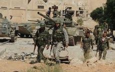 """QĐ Syria thần tốc tiến đánh """"đầu não"""" khủng bố ở Idlib"""