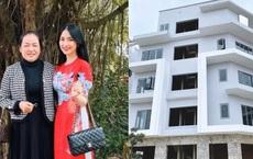 """Hòa Minzy tặng biệt thự """"khủng"""" cho bố mẹ, khẳng định toàn bộ tiền xây dựng là tự kiếm"""