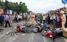 """133 người """"ra đường không về"""" do tai nạn giao thông 7 ngày nghỉ Tết"""