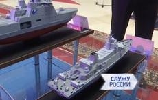 Tàu tên lửa mới cực mạnh của Nga: Như dự án M, Hải quân Việt Nam sẽ tự đóng 6 chiếc?