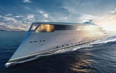 Bill Gates đặt mua siêu du thuyền chạy bằng hydro trị giá 644 triệu USD