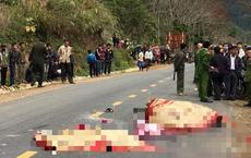 3 người trong một gia đình tử vong thương tâm sau tai nạn với xe khách