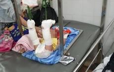 """Thông tin người cha đánh con ruột 4 tháng tuổi gẫy chân """"ngáo đá"""" là không có cơ sở"""