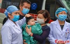 [TIN VUI] Bệnh nhân nhỏ tuổi nhất nhiễm virus corona tại tỉnh Hải Nam (Trung Quốc) được xuất viện