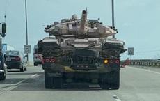 Phiên bản mới nhất của xe tăng T-90 Nga rơi vào tay Mỹ?