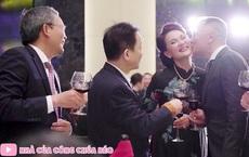 """Phát hiện ra """"soái ca"""" đáng yêu không kém gì chú rể trong đám cưới Duy Mạnh - Quỳnh Anh qua khoảnh khắc """"đắt giá"""""""