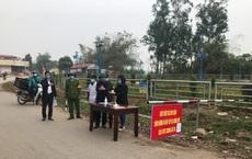 """Vận động 192 công dân rời khỏi """"tâm dịch"""" Sơn Lôi quay về cách ly"""
