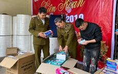 Chủ cty sản xuất khẩu trang bằng giấy vệ sinh có thể bị phạt đến 15 năm tù