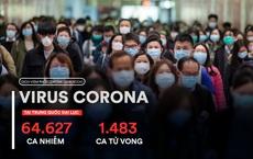 Dịch viêm phổi Vũ Hán: TQ đại lục có thêm 116 ca tử vong; Nhật Bản chi 140 triệu USD chống dịch bệnh