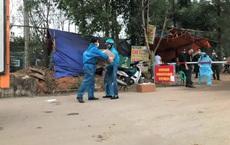 Cuộc họp đột xuất 2 tiếng đồng hồ và chuyến xe đặc biệt chở hàng về tâm dịch Sơn Lôi