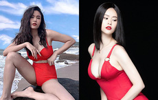 Gu ăn vận táo bạo của Trương Quỳnh Anh sau gần 3 năm ly hôn Tim
