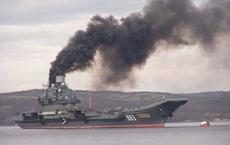Tiết lộ gây choáng váng về chi phí sửa chữa tàu sân bay Nga