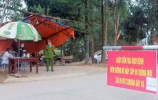 """Nam thanh niên từ """"tâm dịch"""" Covid-19 ở Vĩnh Phúc lên nhà bạn gái chơi: 31 người phải cách ly"""