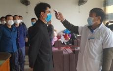 35 lao động Trung Quốc có sức khỏe tốt sau thời gian cách ly tại khách sạn