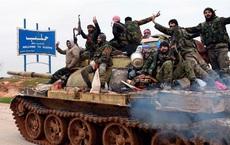 QĐ Syria đại thắng lịch sử ở Aleppo, phiến quân hoảng loạn tháo chạy - Xe quân sự Mỹ rầm rập tiến vào Syria