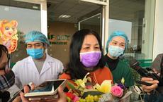"""Bệnh nhân quê Vĩnh Phúc khỏi Covid-19: """"Tôi không nghĩ ai xa lánh mình vì đây là bệnh dịch toàn thế giới"""""""