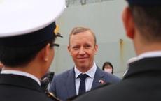 Đại sứ Anh: Anh và Việt Nam là những quốc gia ủng hộ sự thúc đẩy về tự do hàng hải