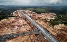 TQ xây sân bay hiện đại giữa rừng Campuchia: Điều gì đằng sau quy mô khổng lồ khác thường?
