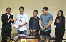 Hai bác sỹ và một lái xe của Hà Nội lên Vĩnh Phúc học kinh nghiệm chống dịch Covid-19